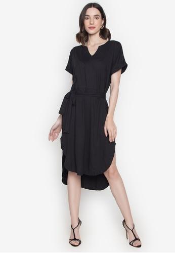 Chictees black Gianna Dress 3423DAA8941370GS_1