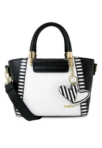 Carlo Rino white Carlo Rino 0304232-001-01 Top-handle bag (White) AAF94AC8854B87GS_1