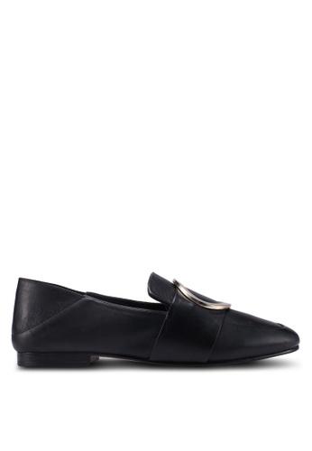 ALDO black Cadericia Loafers 1ED65SH8DED75DGS_1