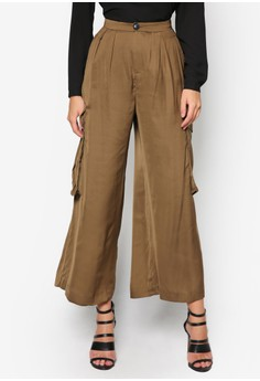 Cargo Palazzo Trousers