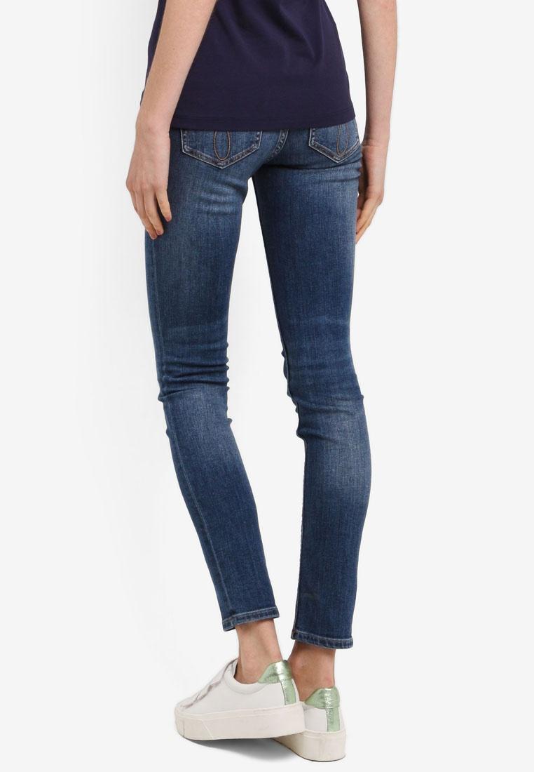 Calvin Calvin Jeans Klein Jeans Airy Str Mid Skinny Klein twzzanTq