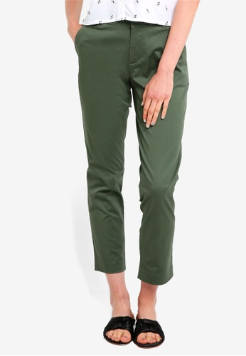 Jack Wills green Mollins Casual Chino Pants EFD4CAAD371FD4GS_1