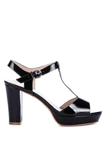 ABOUT A GIRL black Heeled Sandals CF99FSHD16F7ADGS_1