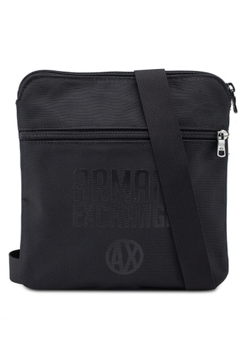 110536898d2d Buy Armani Exchange Urban Logo Sling Bag Online on ZALORA Singapore