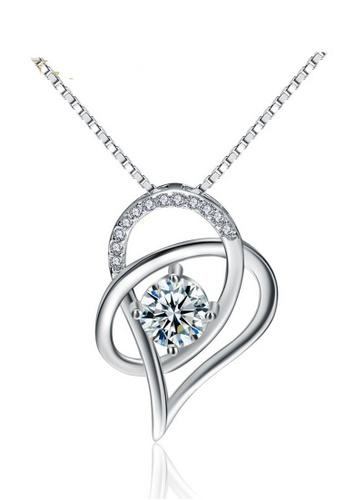 LYCKA silver LPP88115 S925 Silver Necklace 4924DACA3DC90EGS_1