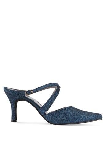 Spiffy blue Spiffy Shine the Night Fine Strap Heels 7610ESH12F8534GS_1
