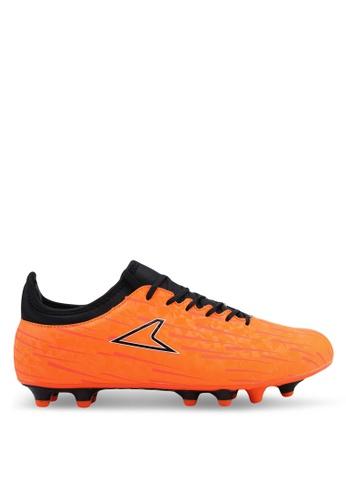 Power orange Football Shoes C69CDSH740EFFEGS_1