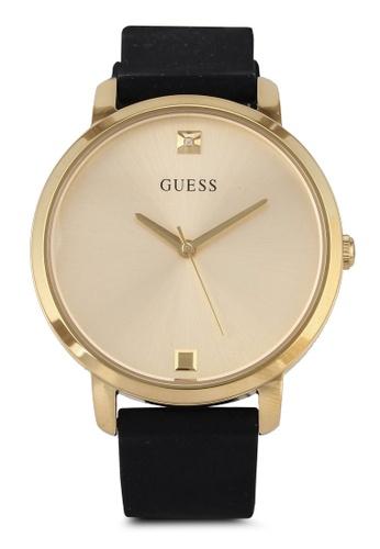 Guess Watches black GW0004L1 Dress Watch DD2CBAC246DF04GS_1