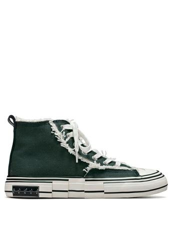 Twenty Eight Shoes High Top Canvas Classic Sneakers XO-33 36E1DSHB9AA68CGS_1