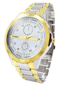 Rosra Arlan-W Unisex Stainless Steel Strap Watch ROSRA060