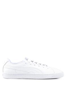 744d2ac80e68 Puma white Sportstyle Prime Basket Crush Emboss Women s Shoes  E611DSH43F09B7GS 1