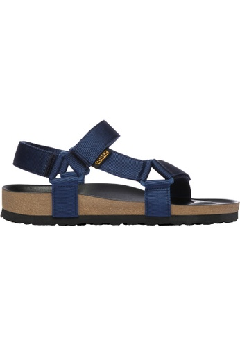 paperplanes navy SNRD-222 Casual Summer Ankle Strap Sandals Shoes US Women Size PA355SH67QDGSG_1
