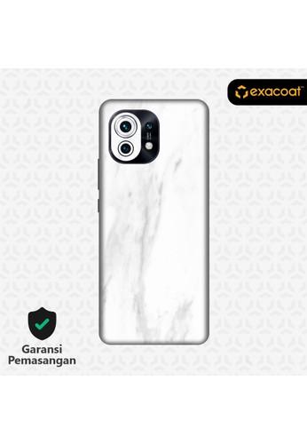 Exacoat Xiaomi Mi 11 Skins Stone Series - Marble White 67D0BES4EC5D79GS_1