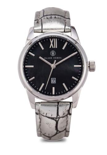 Odysesprit 內衣sey 羅馬數字皮革錶, 錶類, 休閒型