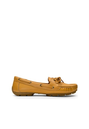 SEMBONIA beige SEMBONIA Synthetic Leather Loafer (Beige) 13D39SHFF8F8DDGS_1