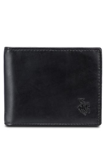 Swiss Polo black RFID Money Clip Wallet 8EEE7ACA19DF24GS_1