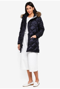 3283cefff2 52% OFF Abercrombie   Fitch Mid Thigh Parka Coat S  370.00 NOW S  176.90  Sizes L