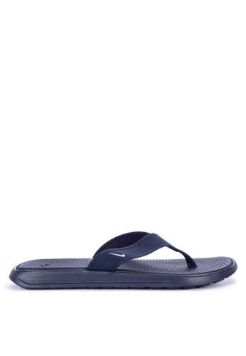 Nike blue Ultra Celso Thong Shoes 1226DSH35CC417GS_1