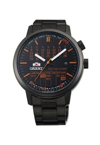 Orient gold Orient Men Watch Mechanical MultiYear Calendar Metal Strap Watch ORCER2L001B 010AFACADAB0B5GS_1