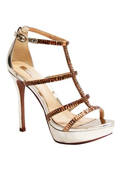Schutz Isabella Ankle Strap Heels