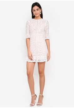 b53575f951a 14% OFF MDSCollections Georgia Lace Dress In White S  58.90 NOW S  50.90 Sizes  M