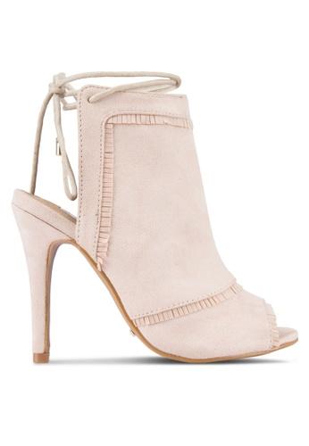Billini pink Cabrita Heels BI606SH67RIMMY_1