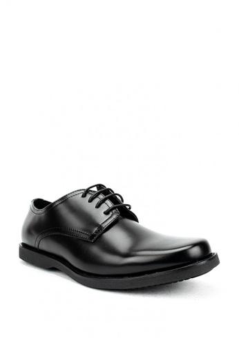 Mario D' boro Runway black Mark Formal Shoes CD68FSHD1A0654GS_1