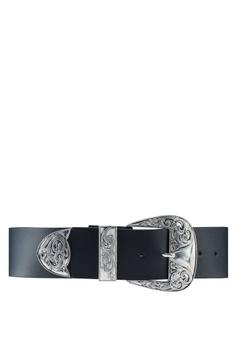 f9c5083b2bcfb Belts For Women | Shop Women's Belts Online On ZALORA Philippines