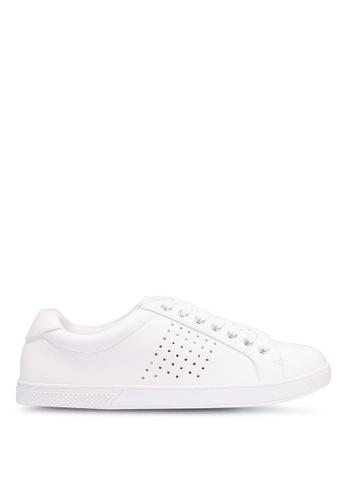 Call It Spring white Acoedda Fashion Athleisure Sneakers 2F75ESH830CFFEGS_1