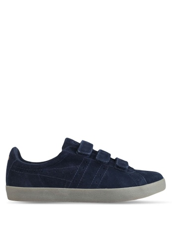Gola navy Tourist Velcro Sneakers 3DB37SHF3607D1GS_1