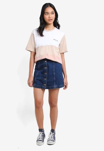 Nicce London multi Treble T-Shirt 17260AAF072EA5GS_1