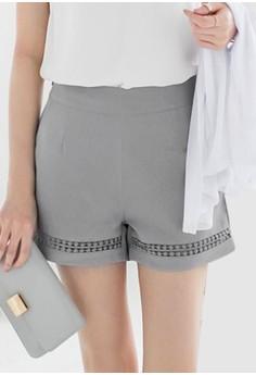 Minimalist Boho Sweety Shorts