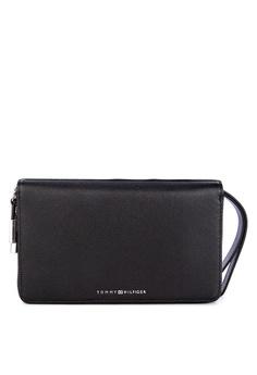 ccbdc329515f Tommy Hilfiger black Corporate Leather 6B6D8AC6C710A7GS 1
