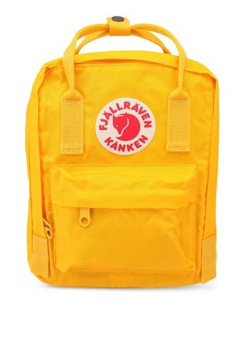 Fjallraven Kanken yellow Kanken Mini Backpack 79688AC8D02167GS_1