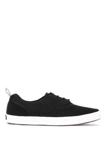 Sperry black Flex Deck Cvo Mesh Sneakers 361A7SHCF823B4GS_1