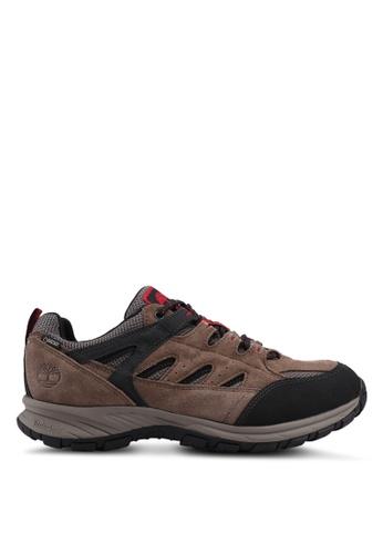 Timberland brown Sadler Low Shoes CD55DSHD4B8951GS_1