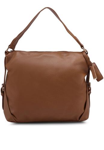 d3b632ca417a Marie Claire brown Marie Claire Faux Leather Shoulder Bag 27738AC1A7595BGS 1