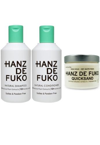 Hanz de Fuko Hanz de Fuko Hair Care and Quicksand - Holiday Sets HA369BE67SCESG_1