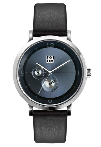 Zoom black Casual Men's Watches ZM 7123M.2503 1379BAC0490241GS_1