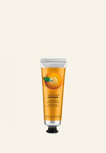 The Body Shop Satsuma Hand Cream TH455BE16YFRMY_1