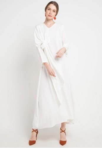 Covering Story white Marra Dress - E F25E4AA14691B7GS_1