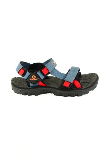 Outdoor Footwear black Coloseum OU533SH98KCFID_1