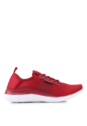 Power red Power Training Shoes E9719SH4AF13A9GS_1