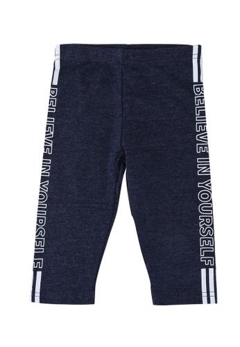 FOX Kids & Baby blue Kids Girls Jersey Leggings CF041KA50616A0GS_1
