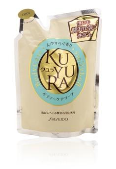 Shiseido Kuyura Refill-Bath & Body Wash