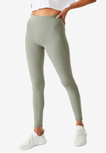 Cotton On Body grey Active Core Tights 77C97AA280E88CGS_1