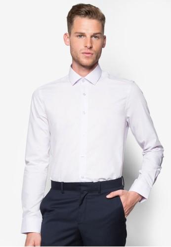 基本款長袖襯衫, 服飾, zalora 心得襯衫