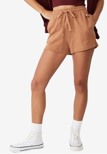 Cotton On brown Freestyle Shorts AA15FAA8BE31CCGS_1