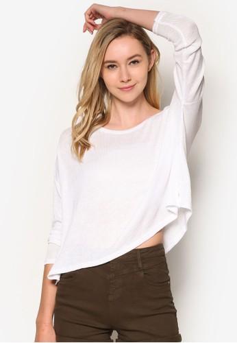 Ot esprit旗艦店素色長袖衫, 服飾, 服飾