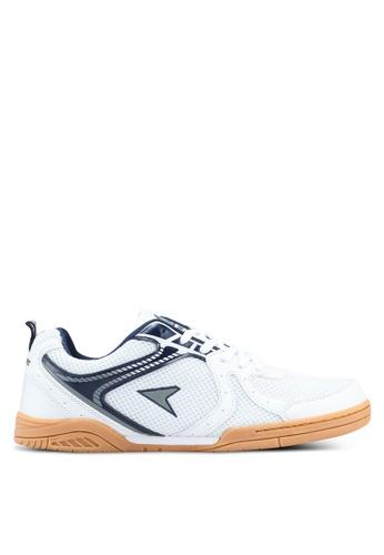 Power white Power Men Badminton Shoes 289EESH8D3FA44GS_1